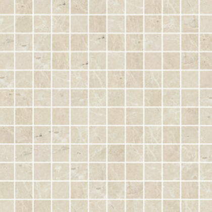 Beige (12×12 Sheet) 1×1 Mosaic Natural