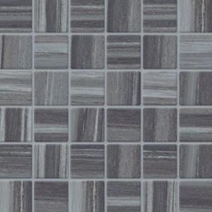 Krea Black Mosaic 12×12-lg