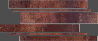 Muretto Oxido Cobre 9×18