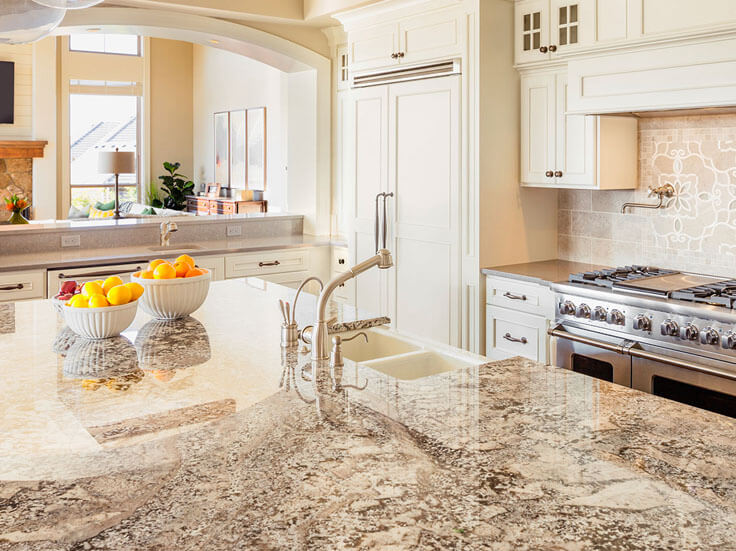 granite countertop clarkston