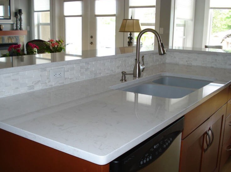 quartz countertop clarkston