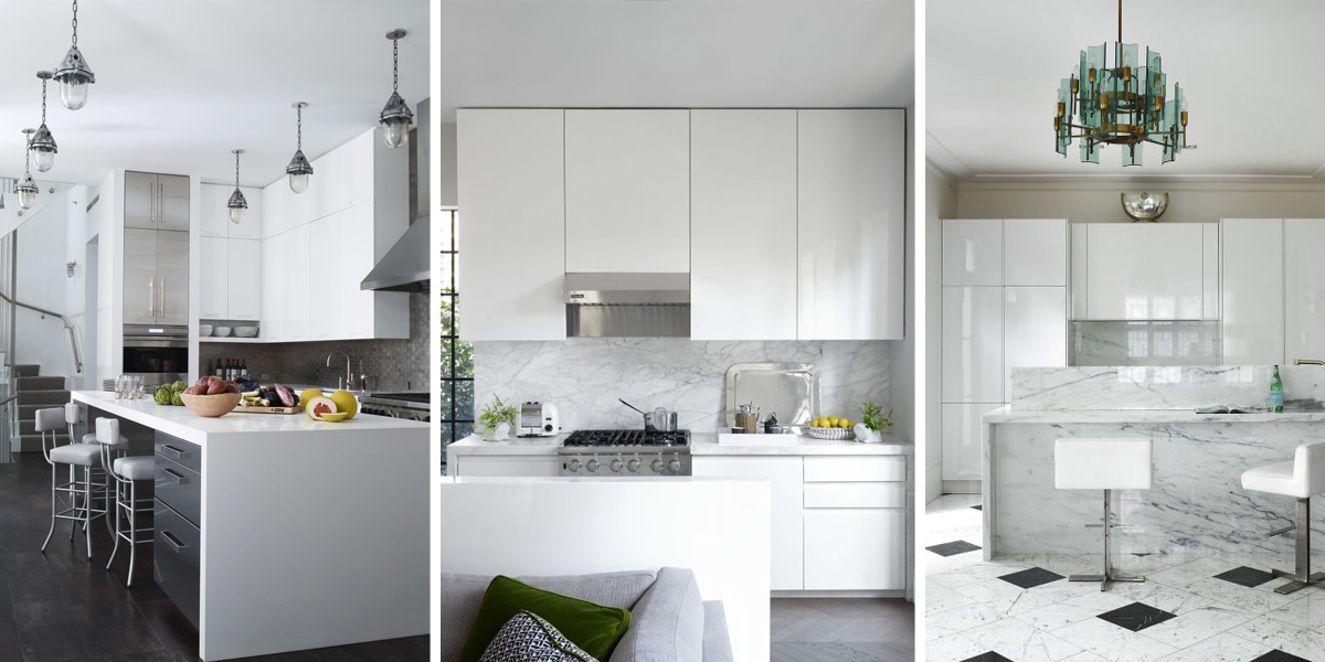 Ann Arbor- White kitchen trends 2017