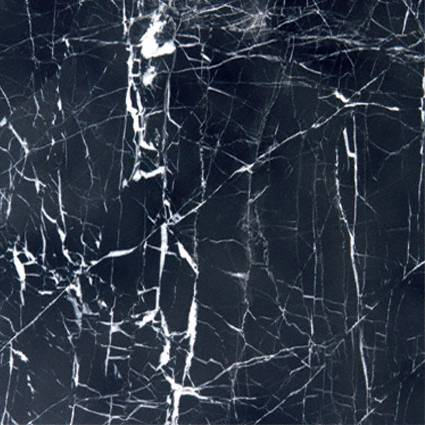 China Black W Vein Marble