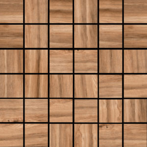 Cypress Bronze 2 X 2 Mosaic 12 X 12 Sheet