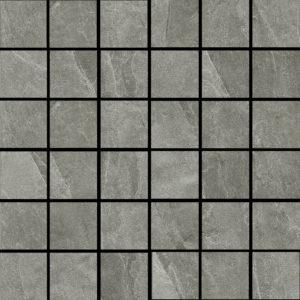 X-Rock G 2 X 2 Mosaic 12 X 12 Sheet