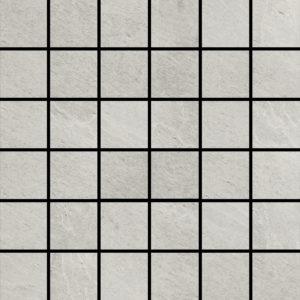X-Rock W 2 X 2 Mosaic 12 X 12 Sheet